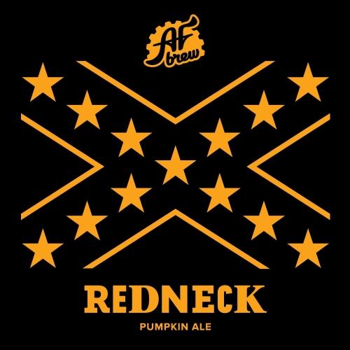 Обложка пива Redneck Ale