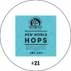 New World Hops IPA #21