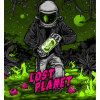 Lost Planet: Raspberry & Lime