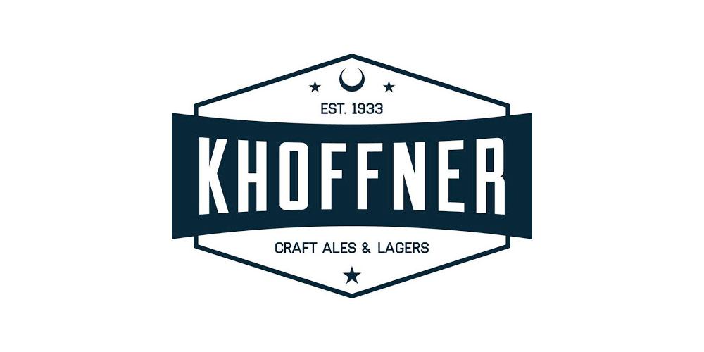 Логотип пивоварни Khoffner