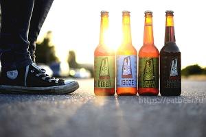 Дурацкие кеды и пиво от пивоварни Barracuda