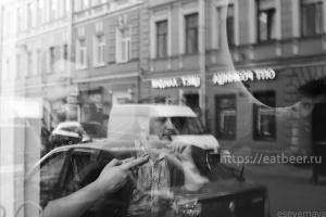 Дегустация Lis Brew. Презентация сырного и грибного пива., фотография №8