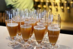 Дегустация Lis Brew. Презентация сырного и грибного пива., фотография №10