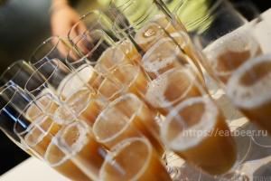 Дегустация Lis Brew. Презентация сырного и грибного пива., фотография №11