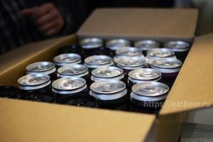 Дегустация Lis Brew. Презентация сырного и грибного пива., фотография №12