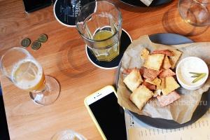 Дегустация Lis Brew. Презентация сырного и грибного пива., фотография №17