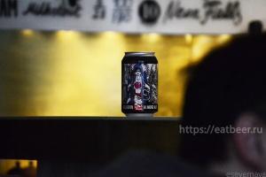 Дегустация Lis Brew. Презентация сырного и грибного пива., фотография №21