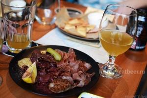Дегустация Lis Brew. Презентация сырного и грибного пива., фотография №23