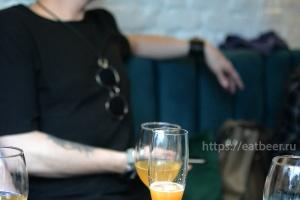 Дегустация Lis Brew. Презентация сырного и грибного пива., фотография №24