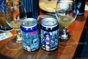Дегустация Lis Brew. Презентация сырного и грибного пива., фотография №28