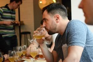 Дегустация Lis Brew. Презентация сырного и грибного пива., фотография №29