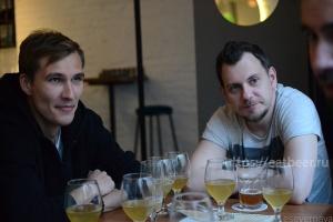 Дегустация Lis Brew. Презентация сырного и грибного пива., фотография №31
