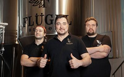 Интервью с пивоварней Flugel